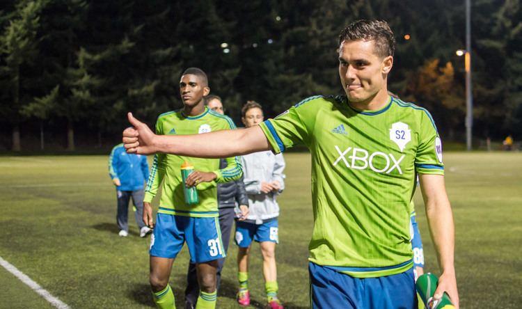 Aaron Long (soccer) Aaron Long Seattle Sounders FC