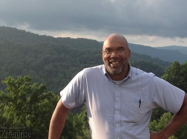 Aaron Mair Sierra Club Diversifying Green Movement with First Black