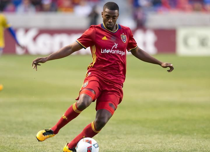 Aaron Maund Aaron Maund Real Salt Lake