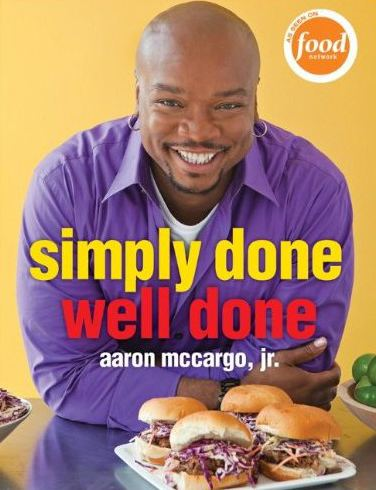 Aaron McCargo, Jr. Aaron McCargo Jr the new book is finally out