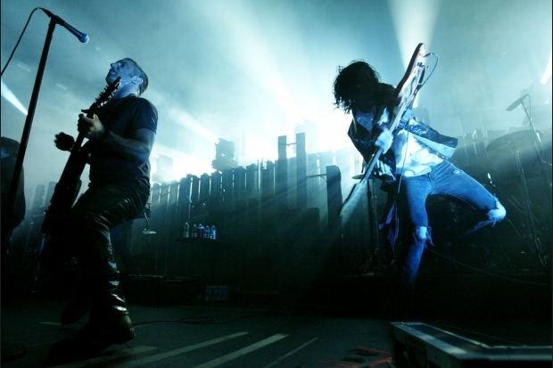 Aaron North LA Blues Aaron North39s Sad Descent From Nine Inch Nails