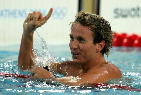 Aaron Peirsol Aaron Peirsol Pictures Olympics Day 6 Swimming Zimbio