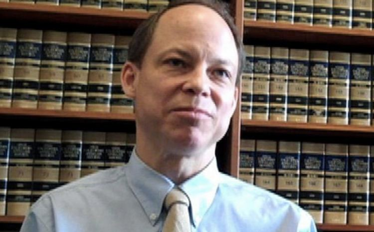 Aaron Persky Aaron Persky The Judge Who Gave Brock Turner an Easy Sentence is