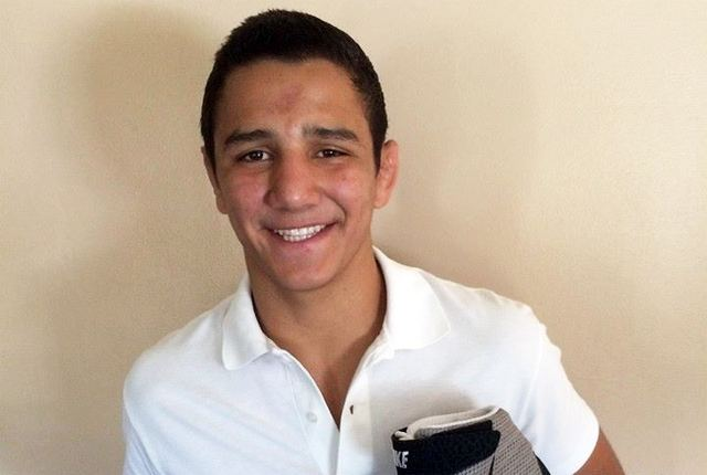 Aaron Pico Greatest combat fighter who ever lived Bellators Aaron Pico is