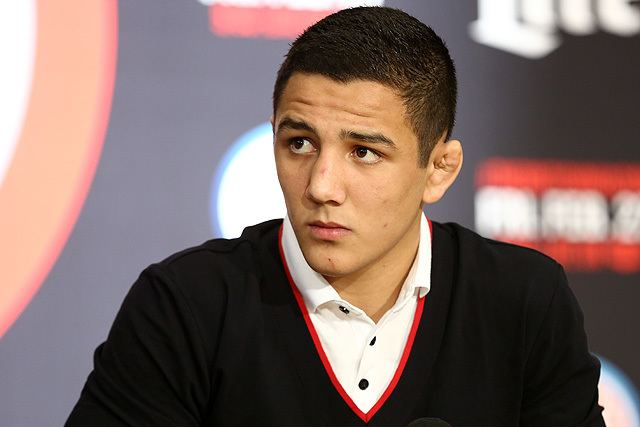 Aaron Pico www4cdnsherdogcomimagespictures201502250725