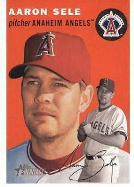 Aaron Sele Aaron Sele Baseball Statistics 19892007