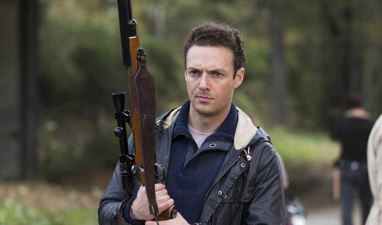 Aaron (The Walking Dead) Extras for The Walking Dead Season 6 Finale AMC