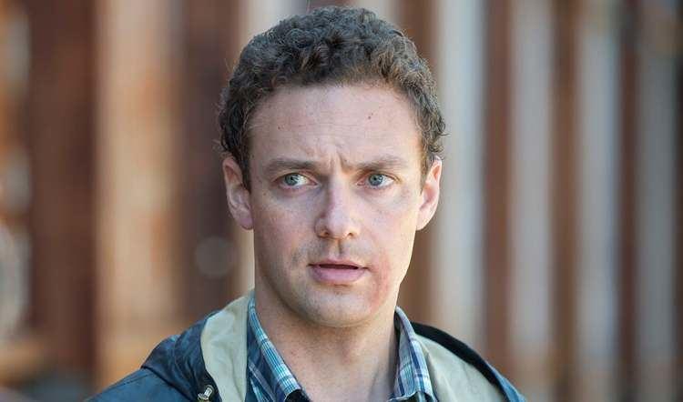 Aaron (The Walking Dead) The Walking Dead QampA Ross Marquand Aaron AMC