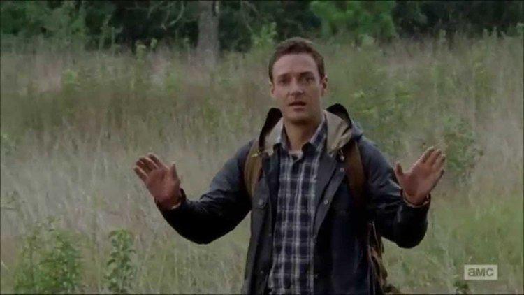 Aaron (The Walking Dead) The Walking Dead Aaron Introduction 5x11 Season 5 Episode 11