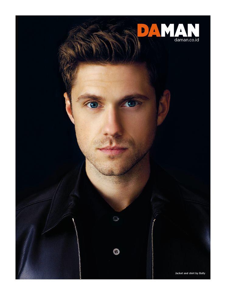 Aaron Tveit Exclusive Feature Aaron Tveit DA MAN Magazine