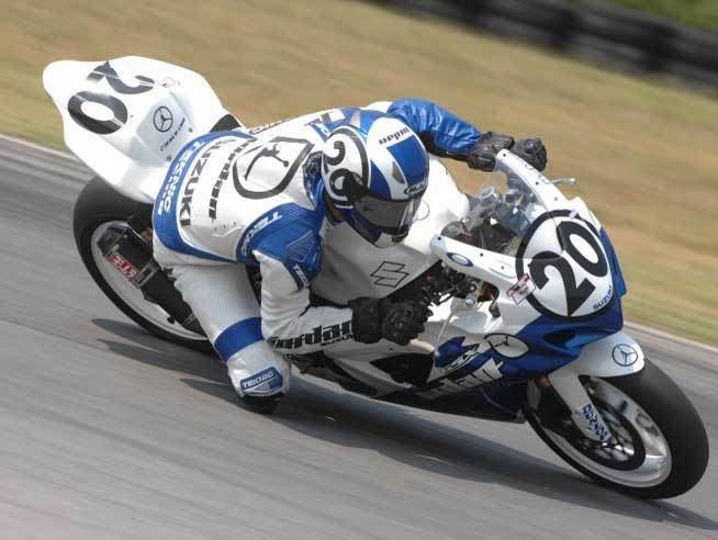 Aaron Yates (motorcycle racer) NBA Star Michael Jordan ReSigns AMA Suzuki Racer Aaron Yates