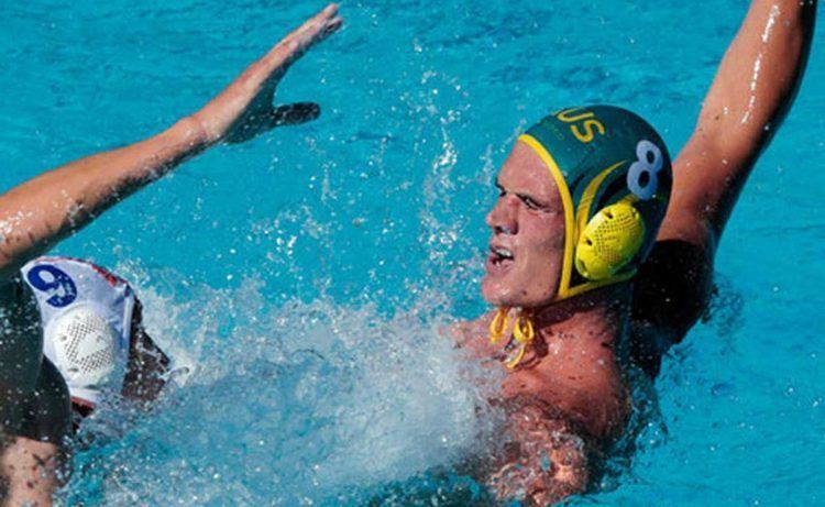 Aaron Younger Australian water polo player Aaron Younger joined Jug Dubrovnik