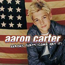 Aaron's Party (Come Get It) httpsuploadwikimediaorgwikipediaenthumbb