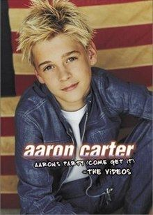 Aaron's Party: The Videos httpsuploadwikimediaorgwikipediaenthumb8