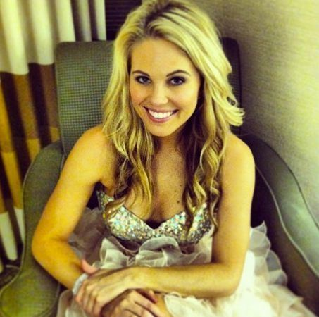 Aaryn Gries Big Brother 15 Aaryn Gries Attends Marine Ball Big
