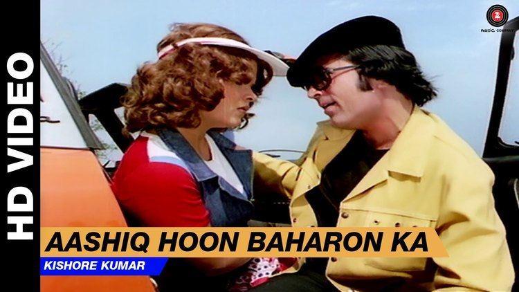 Aashiq Hoon Baharon Ka Title Track Kishore Kumar Rajesh