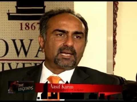 Aasif Karim (Cricketer)