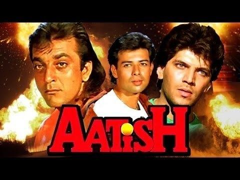 Aatish: Feel the Fire Atish Feel The Fire full movie sanjay Dutt Ravina Tandon Aditya