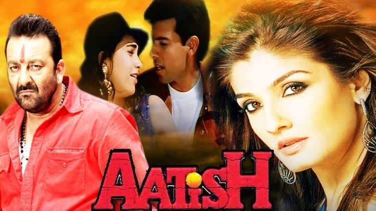 Aatish: Feel the Fire Aatish Feel the Fire Full Hindi Movie Sanjay Dutt Aditya