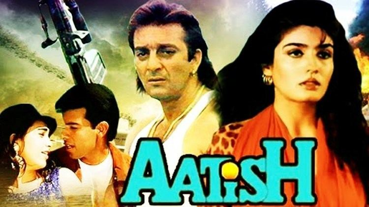 Aatish: Feel the Fire Aatish Feel the Fire Full Hindi Movie Sanjay Dutt Karishma