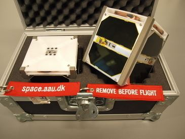 AAUSAT3 AAUSAT3 CubeSat The First 100 Days AMSATUK