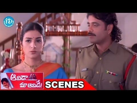Aavida Maa Aavide Aavida Maa Aavide Movie Tabu Accepts Nagarjuna Proposal Scene