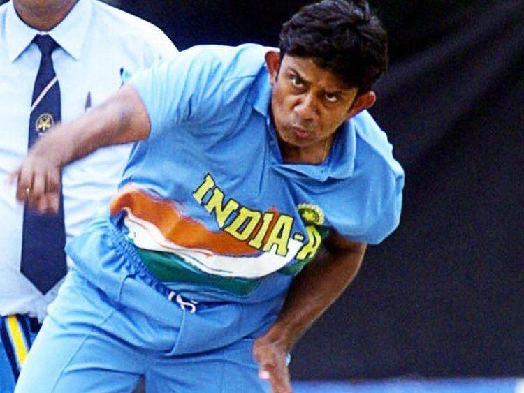 Aavishkar Salvi (Cricketer)