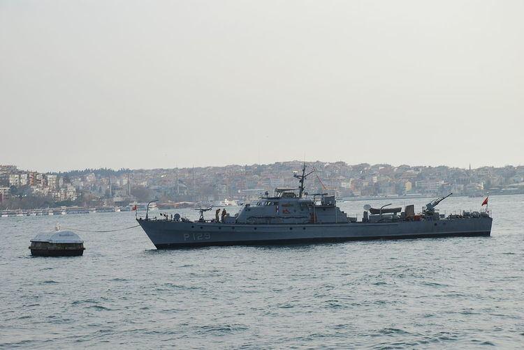 AB-25-class patrol craft
