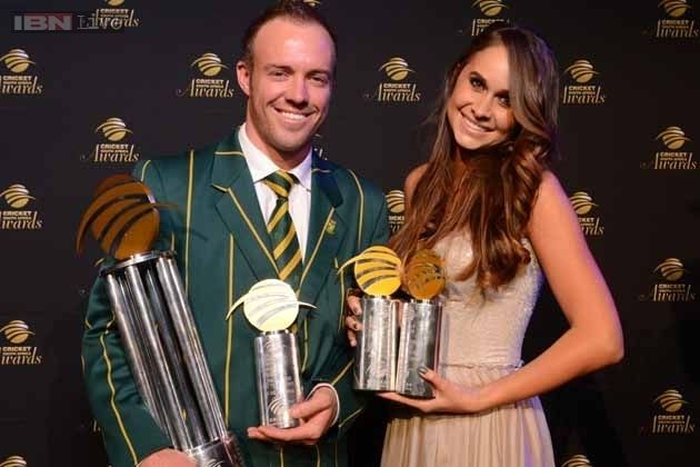 AB de Villiers (Cricketer) family