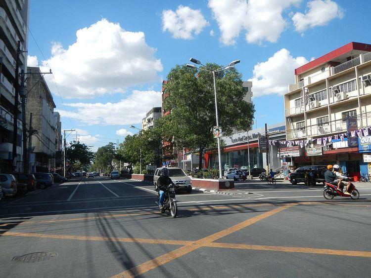 Abad Santos Avenue