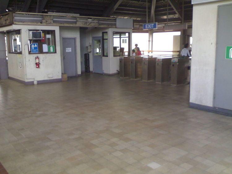 Abad Santos LRT station