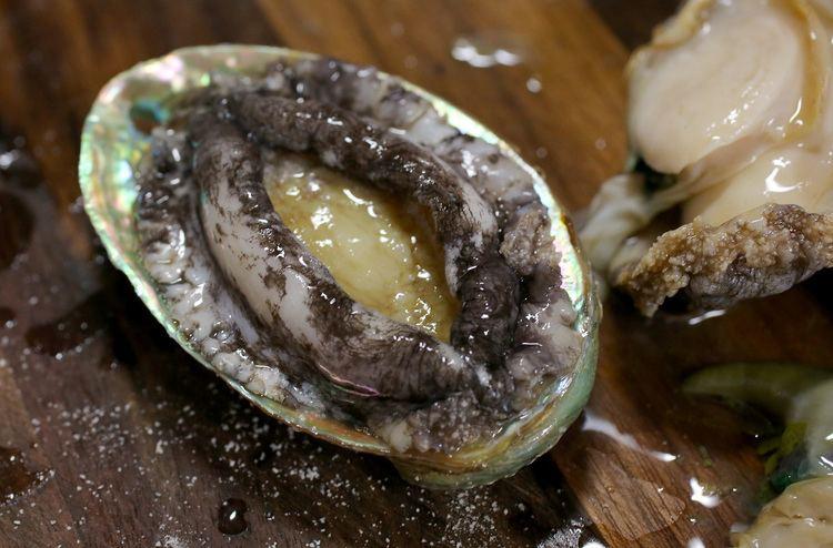 Abalone Abalone Jeonbok Korean cooking ingredients Maangchicom