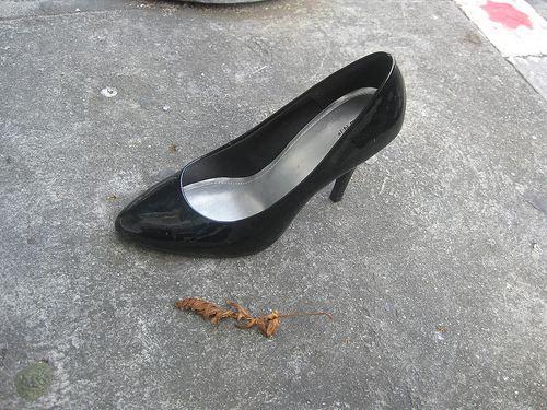Abandoned footwear with1shoecomyahoositeadminassetsimagesposts