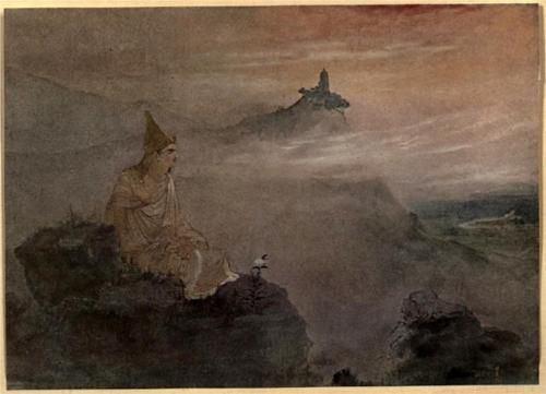 Abanindranath Tagore 25 Famous Paintings of Abanindranath Tagore Life Stalker