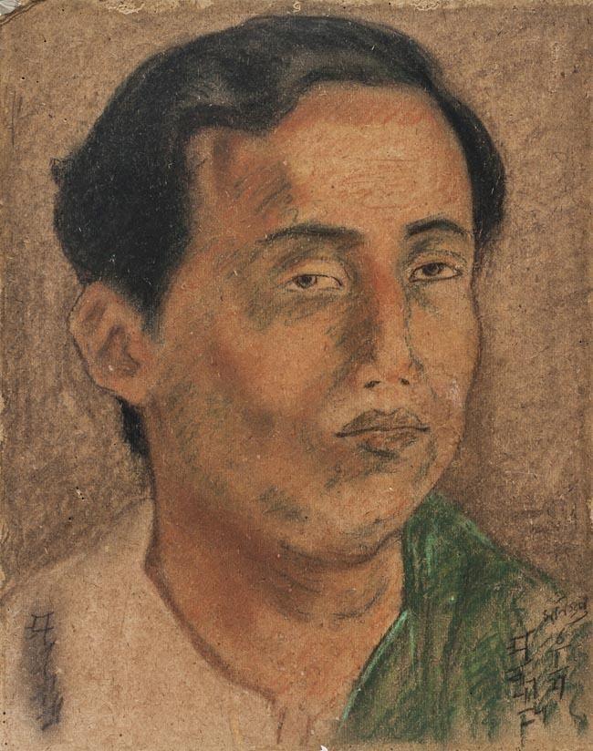 Abanindranath Tagore India Art Fair 2015 Akar Prakar