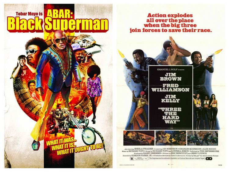 Abar, the First Black Superman Streamline The Official Filmstruck Blog This week on TCM Abar