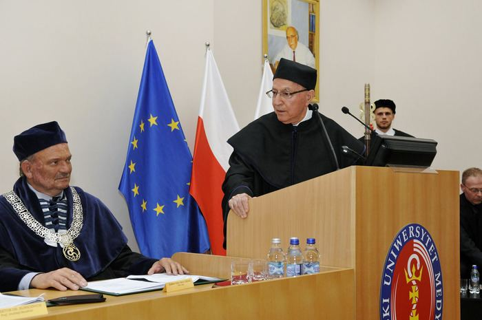 Abass Alavi Medical University of Gdansk Honorary doctorate for Prof Abass Alavi