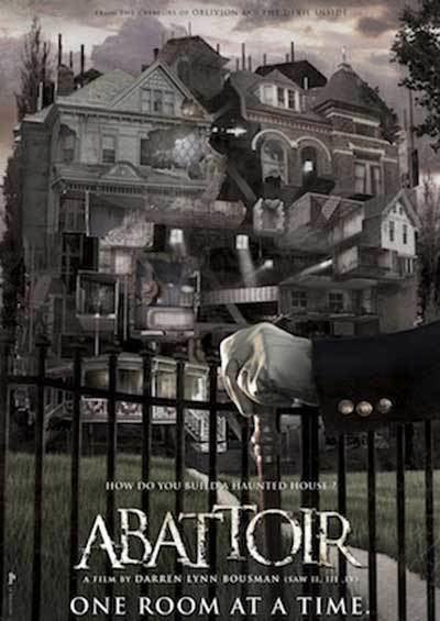 Abattoir (film) Film Review Abattoir 2016