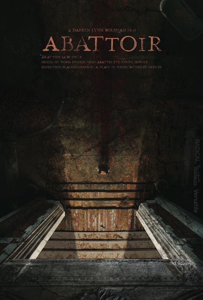 Abattoir (film) ABATTOIR Suffers from Premature Franchise Blues LA Film Festival