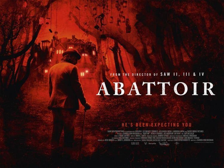 Abattoir (film) Watch a new trailer for Darren Lynn Bousman39s Abattoir Live for Films
