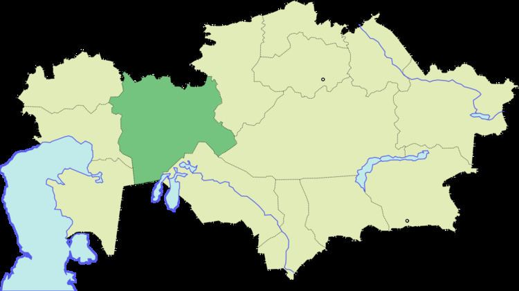 Abay, Aktobe
