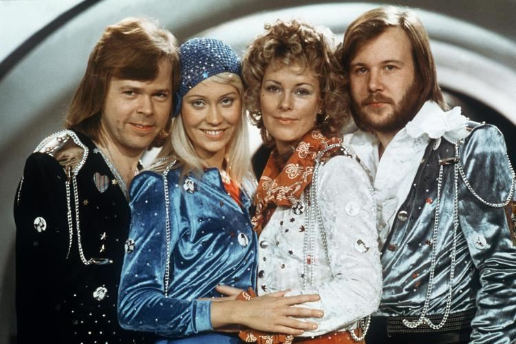 ABBA ABBA reunite in Stockholm for first performance in 30 years The