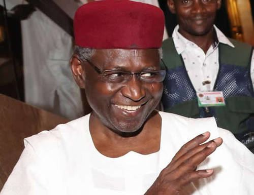 Abba Kyari (businessman) Chief Of Staff Abba Kyari Inserted Controversial Coordinator