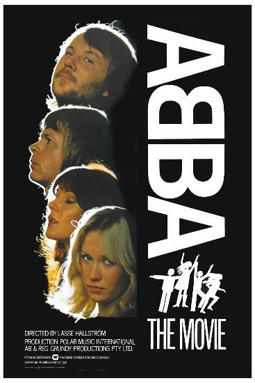 ABBA: The Movie Abba Abba the Movie Poster Japanese 1977 in Rock Music Posters
