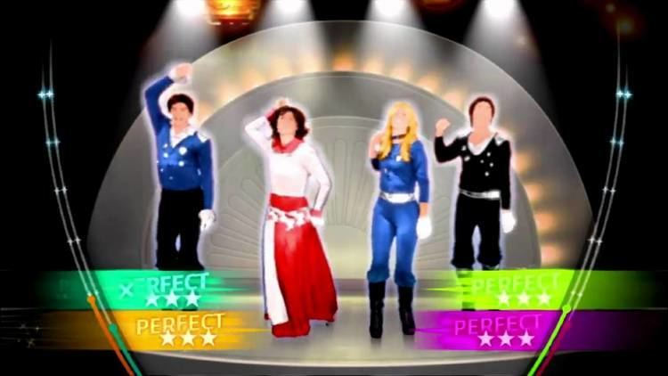 ABBA: You Can Dance Abba You Can Dance Announcement Trailer Wii YouTube