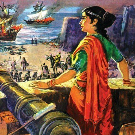 Abbakka Chowta Here39s The Story Of Rani Abbakka Our First Lady Freedom Fighter Who