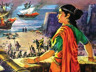 Abbakka Chowta Rani Abbakka Chowta was the Queen of Ullal who fought the Portuguese