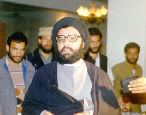 Abbas al-Musawi Sayyid Abbas Musawi Bildergalerie