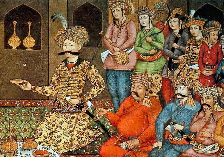 Abbas I of Persia History 16th Century and before saddleflaskscom