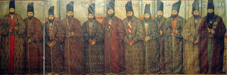 Abbas Mirza Children of Abbas Mirza NayebSaltaneh
